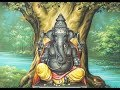 maha ganapathim manasa smarami with lyrics | popular ganesh song | Aadya Media