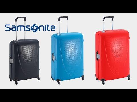 Samsonite - Termo Young 4-Rollen-Trolley | koffer-direkt.de