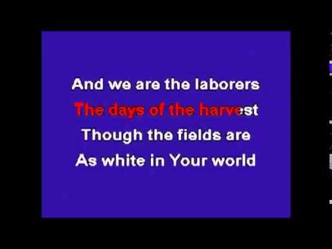 Days Of Elijah Karaoke Instrumental Backing Track Lyrics In G