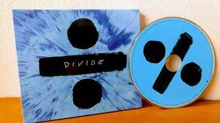 Unboxing: Ed Sheeran - Divide ÷ (Deluxe)
