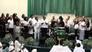 Since I Laid My Burdens Down By The New Fellowship United Choir