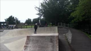 360 backflip on a scooter