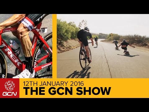 Could You Ride 207 Miles / 334km A Day?! | The GCN Show Ep. 157