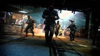 Metro: Last Light - русский трейлер «Битва за Д-6»