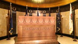 Virtual Tour of Lincoln Tomb Interior in Springfield, Illinois