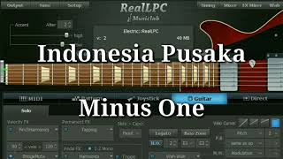 Indonesia Pusaka - Rock Backing Track (Minus One)