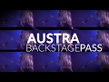 Capture de la vidéo Austra   Cbcmusic's Backstage Pass