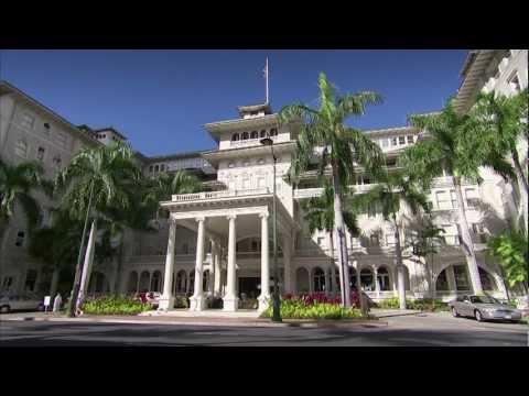 Moana Surfrider Hotel Tour