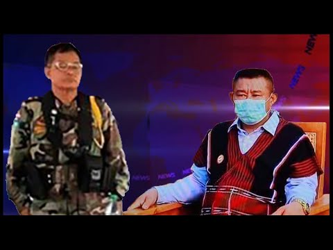 Radio Karen : Interview with Colonel Saw Moo Koh about DKBA attendance of Burma Armed Force day