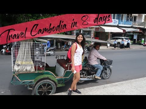 Streets Of Cambodia - Travel Siem Reap & Phnom Penh at Lowest Price
