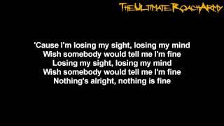 Papa Roach - Last Resort {Lyrics on screen} HD