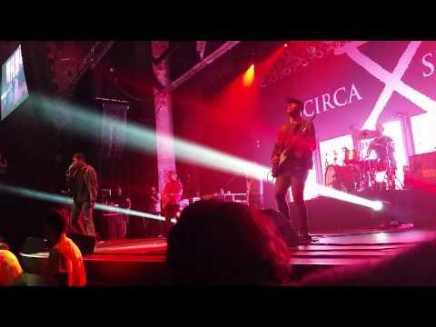 Circa Survive- The Greatest Lie LIVE