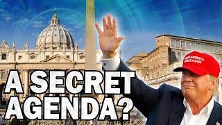 Tom Horn: Trump, the Vatican and the Secret 3rd Temple Agenda