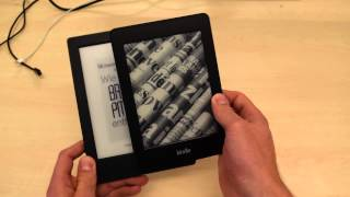 Kobo Aura H2O vs Kindle Paperwhite 2 vs. Tolino Vision: Hardware + Beleuchtung Vergleich