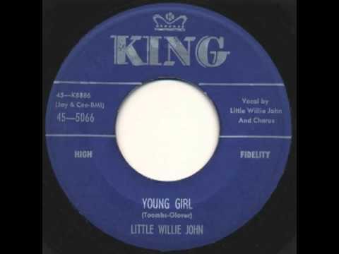 Little Willie John Young Girl
