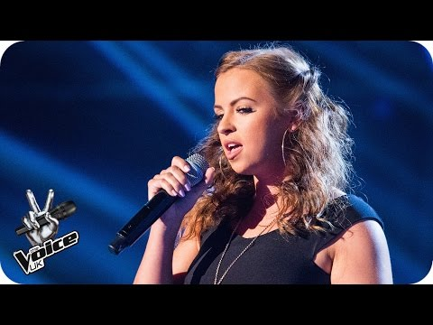 Mia Sylvester performs 'Ain't No Way' - The Voice UK 2016: Blind Auditions 6
