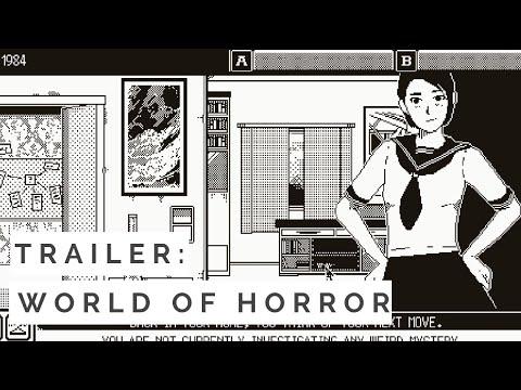 Trailer: World Of Horror (Pixel RPG)
