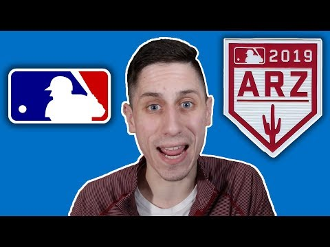 I AM GOING TO SPRING TRAINING & VIDEOS WITH MLB PLAYERS