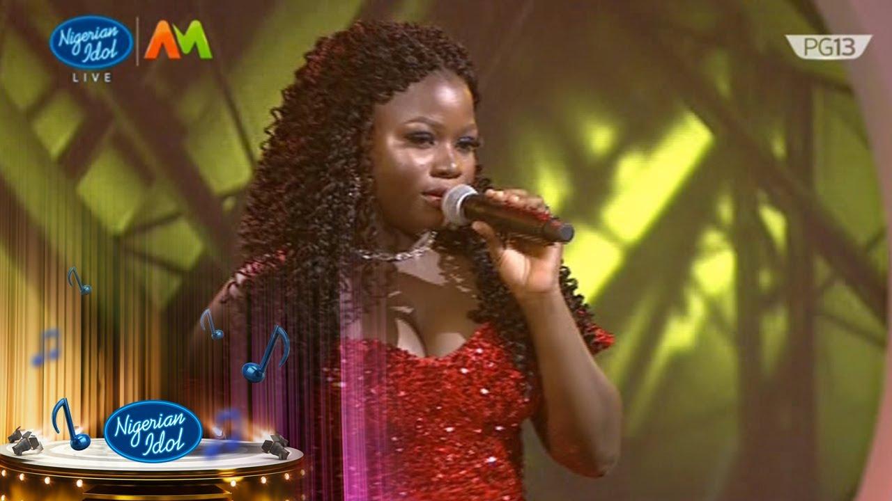Download Top 5 Reveal: Comfort – 'Save The Last Dance' – Nigerian Idol | Africa Magic | S6 | E12