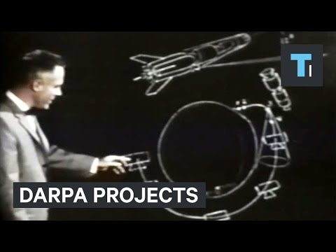 3 of the strangest projects DARPA has worked on