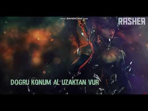 Rasher - ADC Marşı (LOL ŞARKISI)