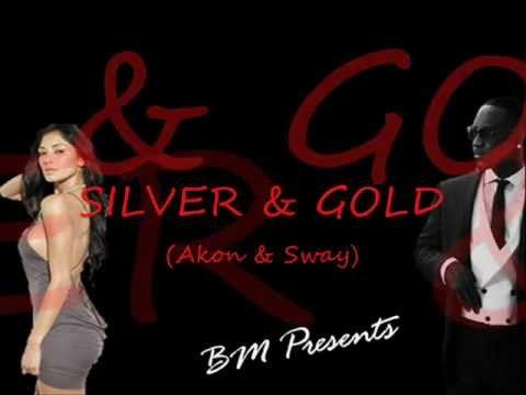 Akon - Silver and Gold - Lyrics