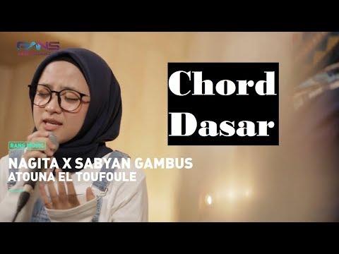 Nissa Sabyan - Atuna Tufuli Lirik Chord || Sabyan Gambus
