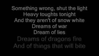 Metallica - Enter sandman - Lyrics