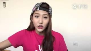 """Joyce Chu cover """" Sổ tay rèn luyện tuổi thanh xuân"""" của TFBOYS"""