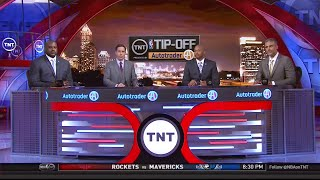[Ep. 25] Inside The NBA (on TNT) NBA Tip-Off – Heat vs. Cavaliers Preview - 4-2-15