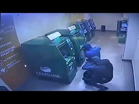 В Костроме сегодня ночью взорвали банкомат, преступников ищет полиция