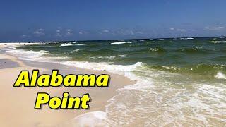 Alabama Point Beach