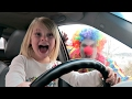 BAD KIDS DRIVING PARENTS CAR CREEPY CLOWN ATTACKS KIDS mp3