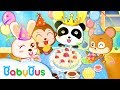 Birthday Party | Animation & Kids Songs collections For Babies | BabyBus