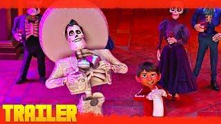 Coco (2017) Disney Nuevo Tráiler Oficial #5 Español