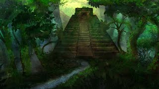 Dark Jungle Music - Aztec Temple