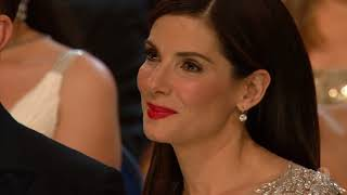 Sandra Bullock Wins Best Actress: 2010 Oscars