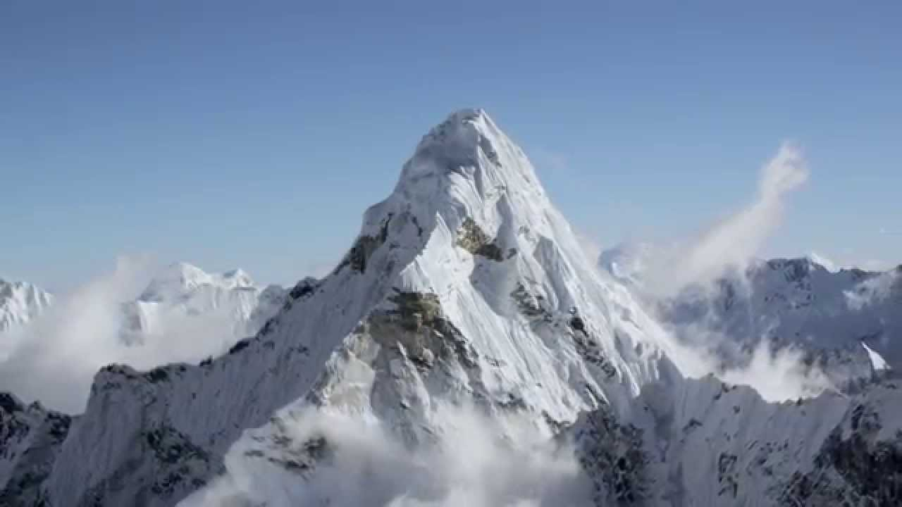 The Himalayas From Above