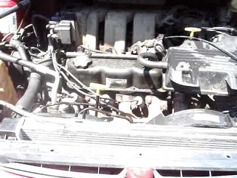 How to Change a Radiator on a Dodge Caravan 1996199719981999 – Dodge Caravan 3 3 Engine Mount Diagram