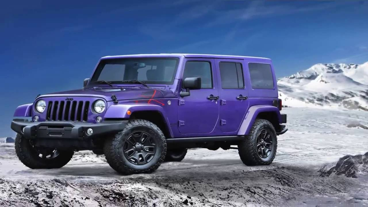 2016 jeep wrangler backcountry purple s back youtube. Black Bedroom Furniture Sets. Home Design Ideas