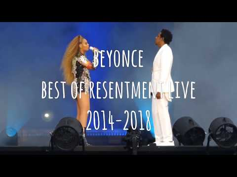 Beyonce - Best Of Resentment Live 2014-2018