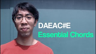 how to write in daeac#e part 2: major chord voicings for math rock, emo, and post rock