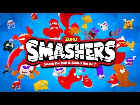 Introducing SMASHERS by ZURU! | Toy Videos