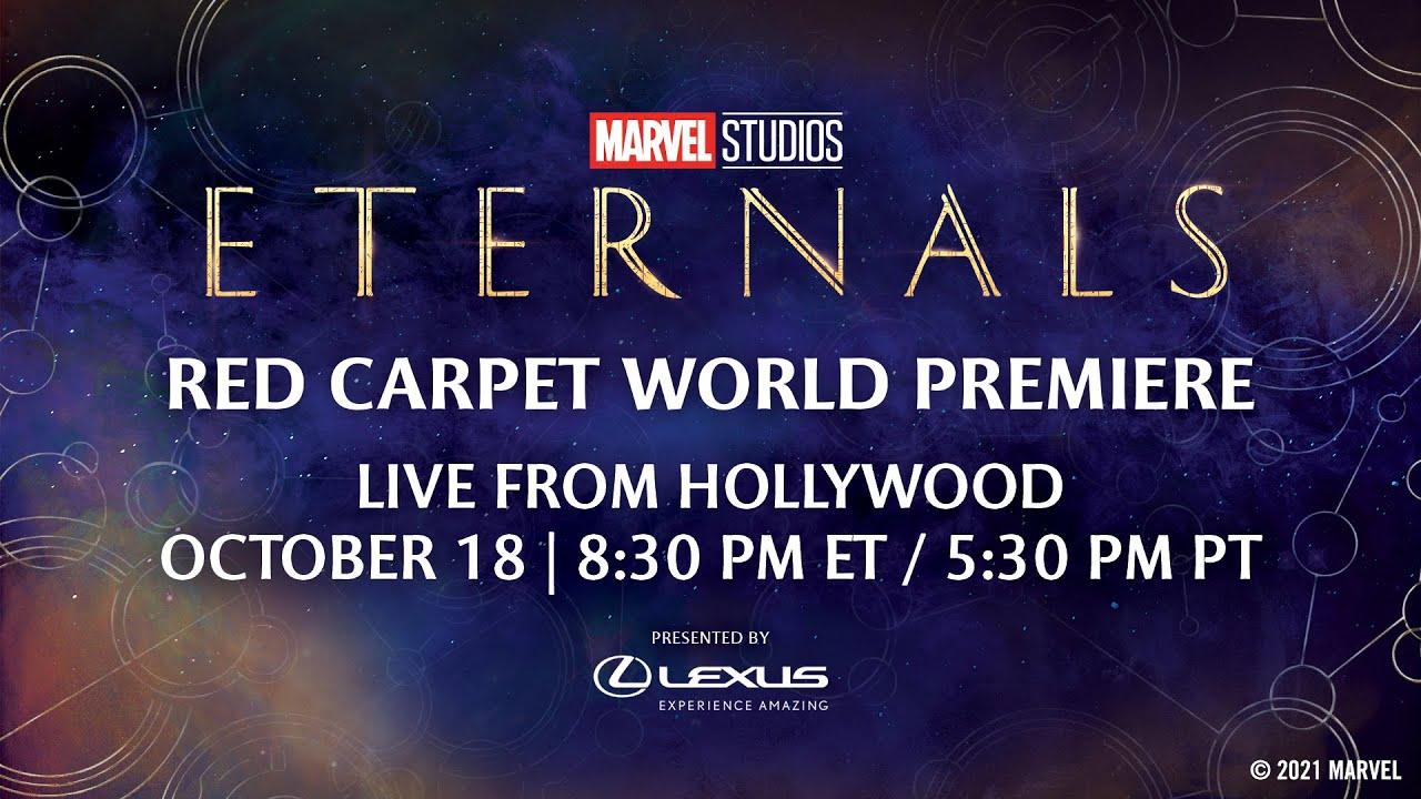 Download Marvel Studios' Eternals | Red Carpet LIVE!