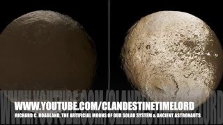 Richard C. Hoagland, Evidence of a Type II Civilization in our Solar System, Millions of Years Old