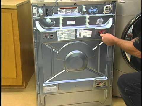 Washing Machine Vibrating And Shaking Washer