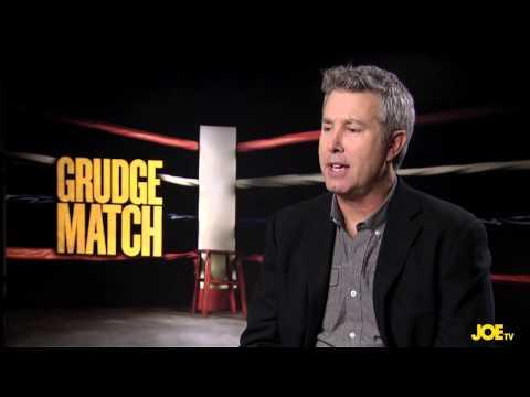 JOE Meets The Director Of Grudge Match, Peter Segal