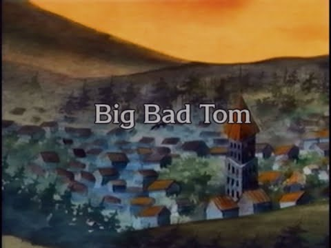 The World of David the Gnome - Episode 22 - Big Bad Tom (Restored)