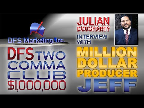 DFS Marketing Interview With MILLION DOLLAR Annuity Producer Jeff