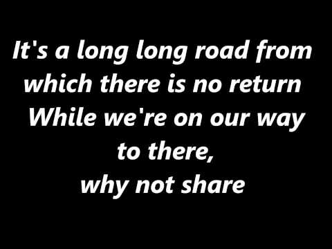 the justice collective he ain't heavy he's my brother lyrics video